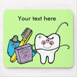 歯科医の日3月6日 マウスパッド