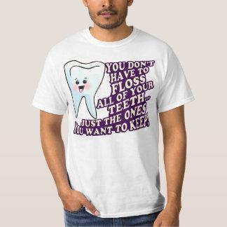 歯科医の歯科衛生士のPeriodontist Tシャツ