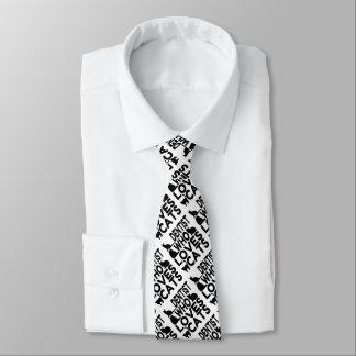 歯科医の猫好き ネクタイ