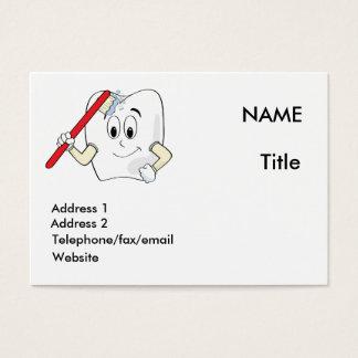 歯科医カード チャビ―名刺