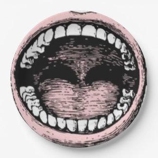 歯科医院 ペーパープレート