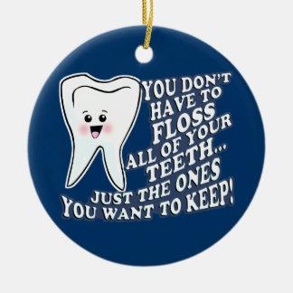 歯科医 セラミックオーナメント