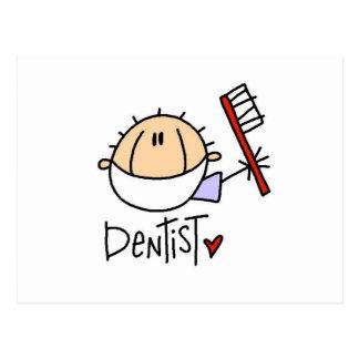 歯科医 ポストカード