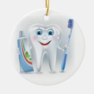 歯科医-歯科医から- SRF セラミックオーナメント