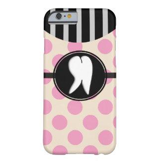 歯科歯のデザインのギフト BARELY THERE iPhone 6 ケース