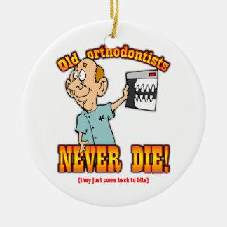 歯科矯正医 セラミックオーナメント