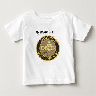 歯科薬のロゴのDMD DOCOTR ベビーTシャツ