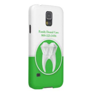 歯科Samsungの銀河系S5の箱 Galaxy S5 ケース