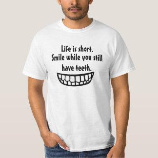 歯 Tシャツ