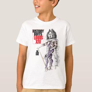 歴史のもみ革 Tシャツ