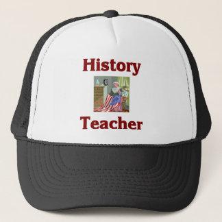 歴史の先生の帽子 キャップ