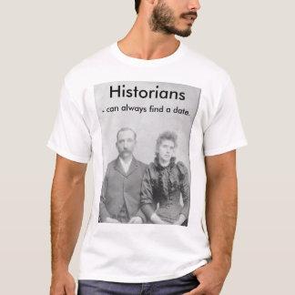 歴史家 Tシャツ