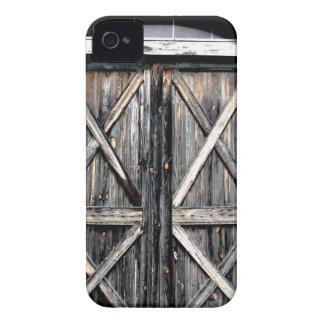 歴史的な両開きドア Case-Mate iPhone 4 ケース