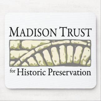 歴史的な保存のためのマディソンの信頼 マウスパッド
