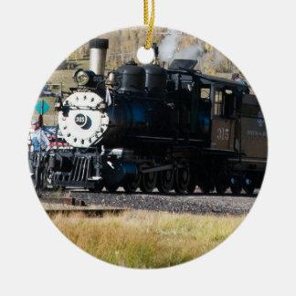 歴史的な機関車315のオーナメント セラミックオーナメント