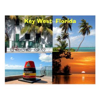 歴史的なKey Westフロリダ米国 ポストカード