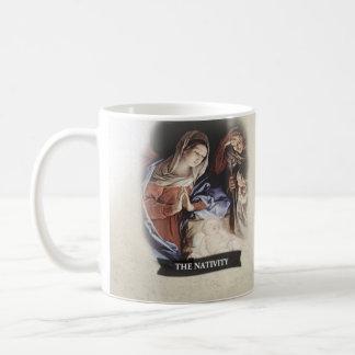 歴史的出生 コーヒーマグカップ
