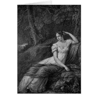 歴史的女性- Josephinee de Beauharnais カード