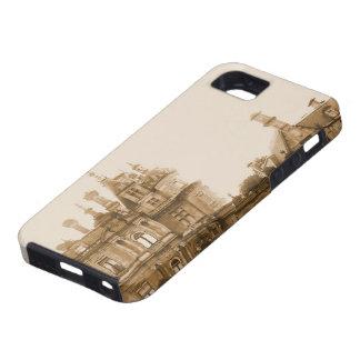 歴史的建物の昔の穹窖のiPhone 5S iPhone SE/5/5s ケース