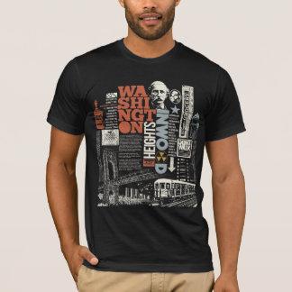 歴史的高さ Tシャツ