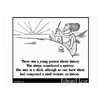 歴史若者がありました ポストカード