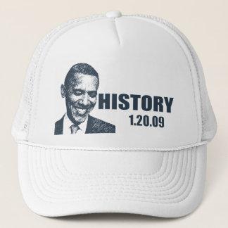 歴史-オバマInauguration大統領 キャップ