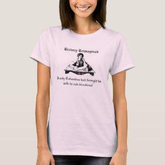 歴史Reimagined Tシャツ