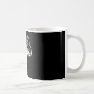 死および切札のマグ コーヒーマグカップ