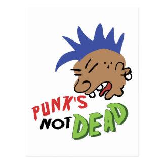 死ななかったパンク ポストカード
