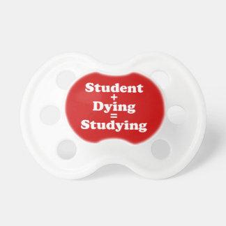 死ぬ同輩の調査と学生 おしゃぶり