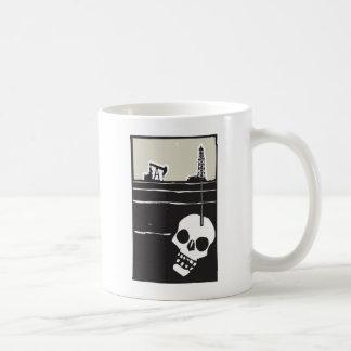 死のためにあくこと コーヒーマグカップ