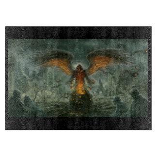 死のまな板の天使 カッティングボード