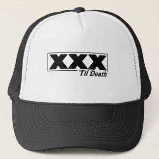 死のトラック運転手の帽子までXXX 「 キャップ