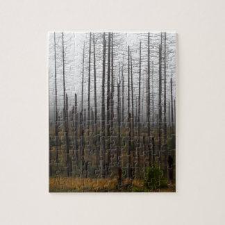死の小ぎれいな木 ジグソーパズル