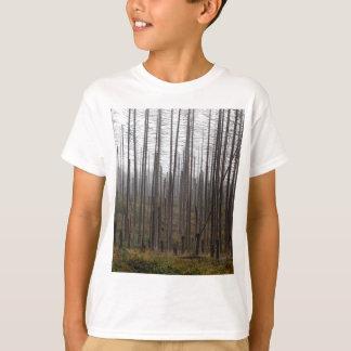 死の小ぎれいな木 Tシャツ