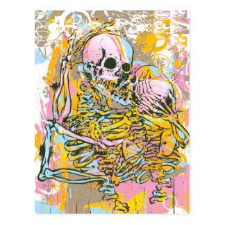 死の後の愛 ポストカード