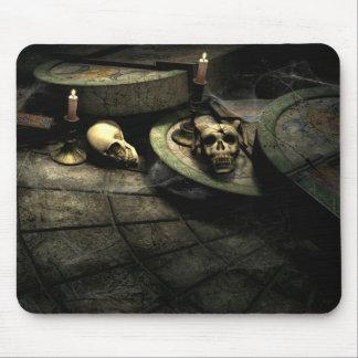 死の範囲のゴシック様式芸術のマウスパッド マウスパッド