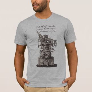 死の舞踏- ou Le chefの王子desのmauvais Tシャツ