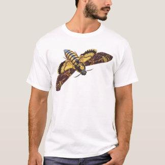 死の頭部のタカガ Tシャツ