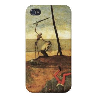死のIPhoneの場合の勝利 iPhone 4/4S カバー