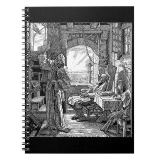 死は友人のノートです ノートブック