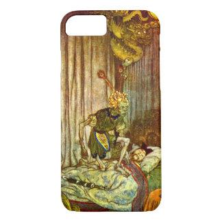 死は1900年を聞きました iPhone 8/7ケース