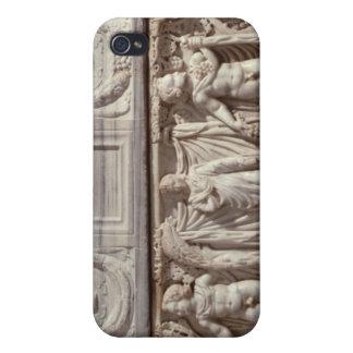 死んだの描写する石棺 iPhone 4 COVER