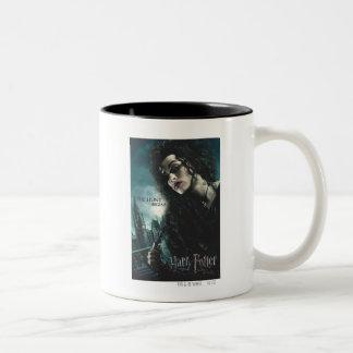 死んだように- Bellatrix Lestrange 2を神聖化します ツートーンマグカップ
