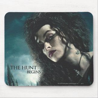 死んだように- Bellatrix Lestrange 2を神聖化します マウスパッド