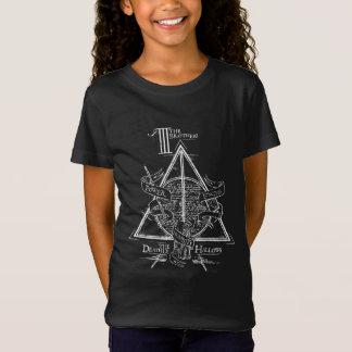 死んだようにHALLOWS™のグラフィック Tシャツ