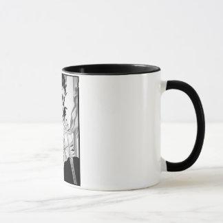 死んだエリザベス・テイラーの日 マグカップ