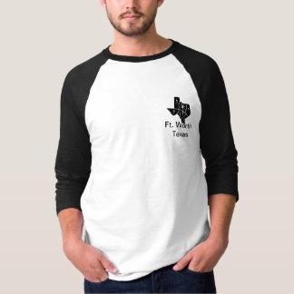 死んだカシテキサス州 Tシャツ