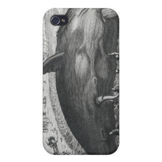 死んだクジラ iPhone 4/4S COVER