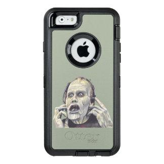 死んだゾンビの電話箱の日 オッターボックスディフェンダーiPhoneケース